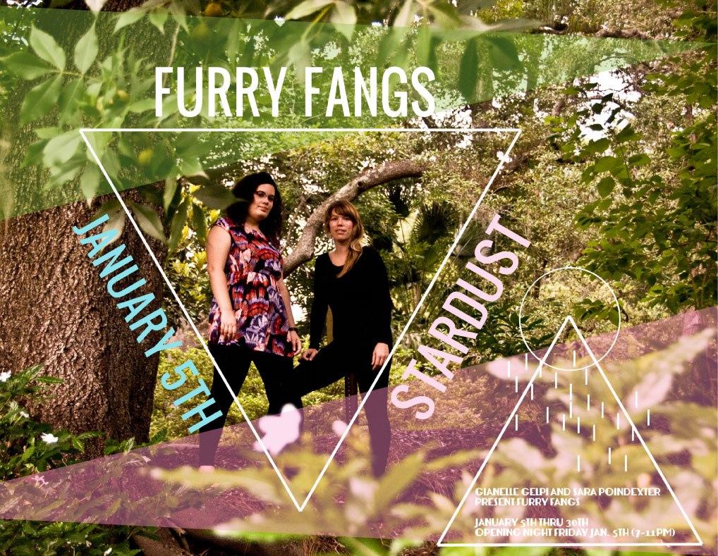 furry fangs